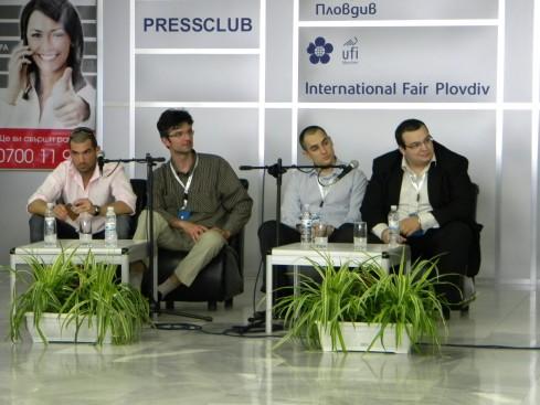 Участници на SEO панела